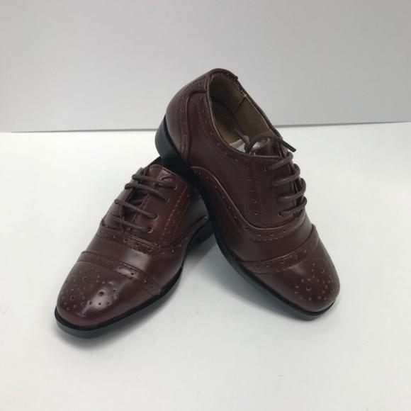 Easy Strider Boys/' Dress Shoes Sizes 7-8